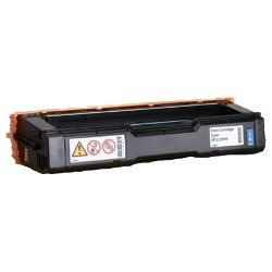 Remanufactured 406484 Cyan