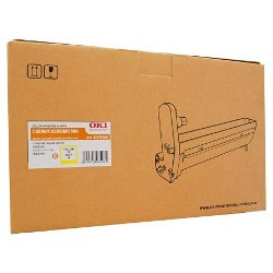 Oki 43870025 Yellow Drum Unit