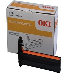 Oki 45395708 Black Drum Unit
