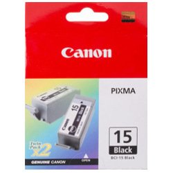 Canon BCI-15 Black (Genuine)