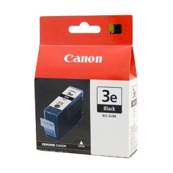 Canon BCI-3eBK Black (Genuine)