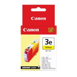 Canon BCI-3eY Yellow (Genuine)