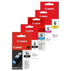 Canon BCI-3e/BCI-6 10 Pack Bundle (Genuine)
