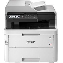 Brother MFC-L3745CDW Multifunction Colour Laser Wireless Printer + Duplex