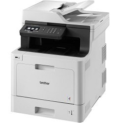 Brother MFC-L8690CDW Multifunction Colour Laser Wireless Printer + Duplex