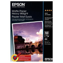 Epson S041256 A4 Matte Heavy Weight Paper