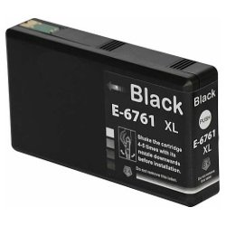 Compatible 676XL Black High Yield (C13T676192)