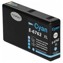 Compatible 676XL Cyan High Yield (C13T676292)