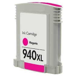 Remanufactured 940XL Magenta High Yield (C4908AA)
