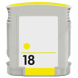Compatible 18 Yellow (C4939A)