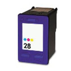Remanufactured 28 Colour (C8728AA)