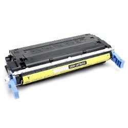 Remanufactured 641A Yellow (C9722A)