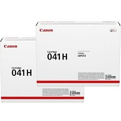 Canon CART041H 2 Pack Bundle (Genuine)