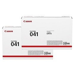 Canon CART041 2 Pack Bundle (Genuine)