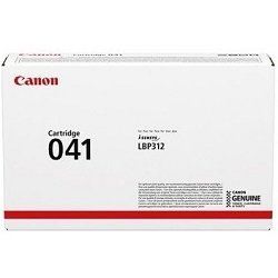 Canon CART041 Black (Genuine)