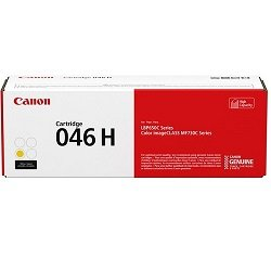 Canon CART046HY Yellow High Yield (Genuine)
