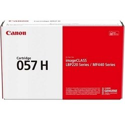 Canon CART057H Black High Yield (Genuine)