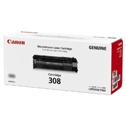 Canon CART308 Black (Genuine)