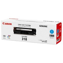 Canon CART318C Cyan (Genuine)