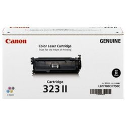 Canon CART323IIBK Black High Yield (Genuine)