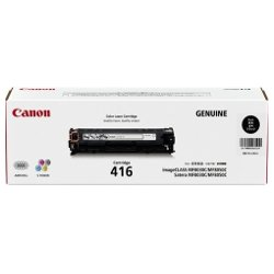 Canon CART416BK Black (Genuine)