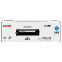 Canon CART416C Cyan (Genuine)