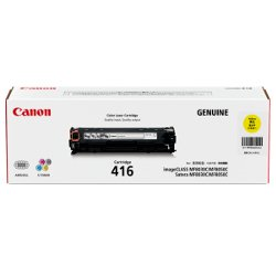 Canon CART416Y Yellow (Genuine)