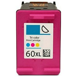 Remanufactured 60XL Colour High Yield (CC644WA)