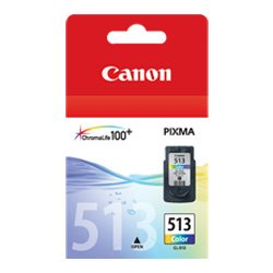 Canon CL-513 Colour High Yield (Genuine)