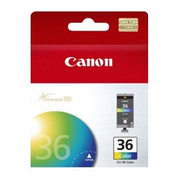 Canon CLI-36 Four Colour (Genuine)