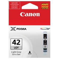 Canon CLI-42LGY Light Grey (Genuine)