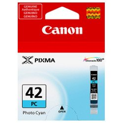 Canon CLI-42PC Photo Cyan (Genuine)