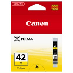Canon CLI-42Y Yellow (Genuine)