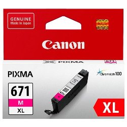 Canon CLI-671XLM Magenta High Yield (Genuine)