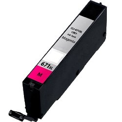 Compatible CLI-671XLM Magenta High Yield