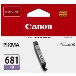 Canon CLI-681PB Photo Blue (Genuine)