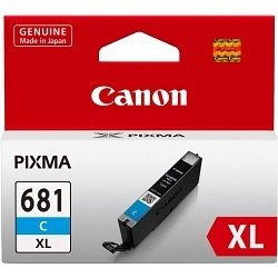 Canon CLI-681XLC Cyan High Yield (Genuine)