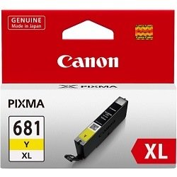 Canon CLI-681XLY Yellow High Yield (Genuine)