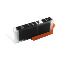 Compatible CLI-681XXLBK Black Extra High Yield