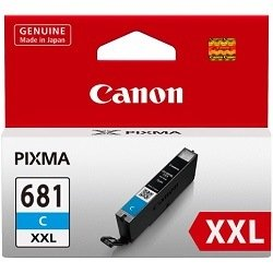Canon CLI-681XXLC Cyan Extra High Yield (Genuine)