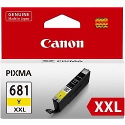 Canon CLI-681XXLY Yellow Extra High Yield (Genuine)