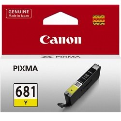 Canon CLI-681Y Yellow (Genuine)
