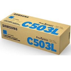 Samsung CLT-C503L Cyan High Yield (Genuine)
