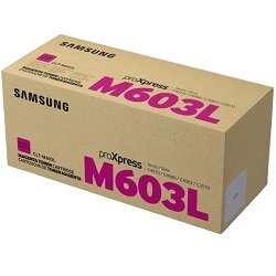 Samsung CLT-M603L Magenta Toner Cartridge (Genuine)