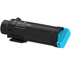 Compatible CT202611 Cyan High Yield Toner Cartridge