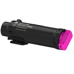 Compatible CT202612 Magenta High Yield Toner Cartridge