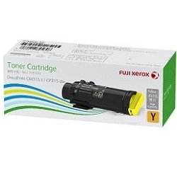 Fuji Xerox CT202613 Yellow High Yield (Genuine)