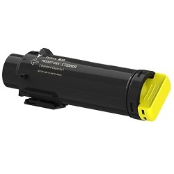 Compatible CT202613 Yellow High Yield Toner Cartridge