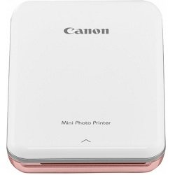 Canon Mini Photo Printer Rose Colour Portable Wireless Photo Printer