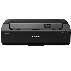 Canon PIXMA PRO-200 Colour InkJet Wireless Printer
